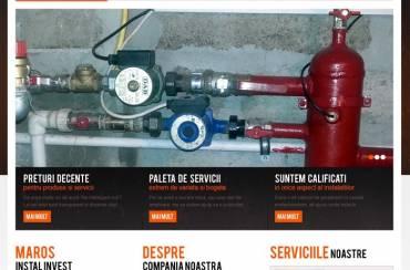 www.maros-instal.ro