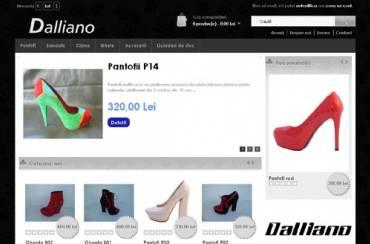 www.dalliano.ro