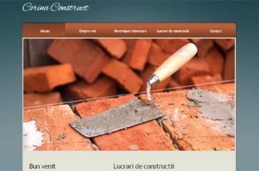 www.corinaconstruct.ro