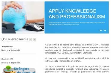 www.prosocietate.ro