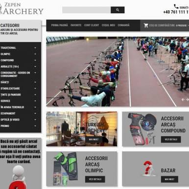 www.zepenarchery.ro