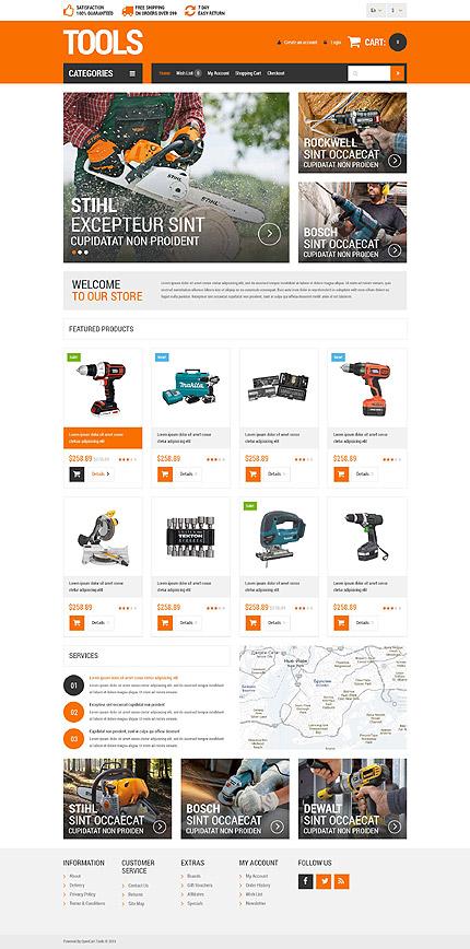 template | Tools & Equipment | ID: 1037