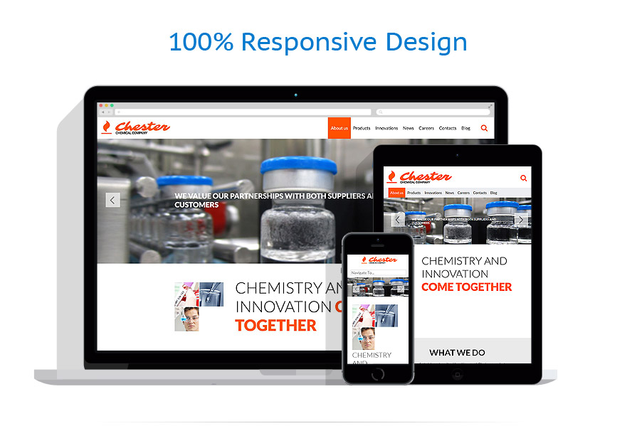responsive template | Science | ID: 1057