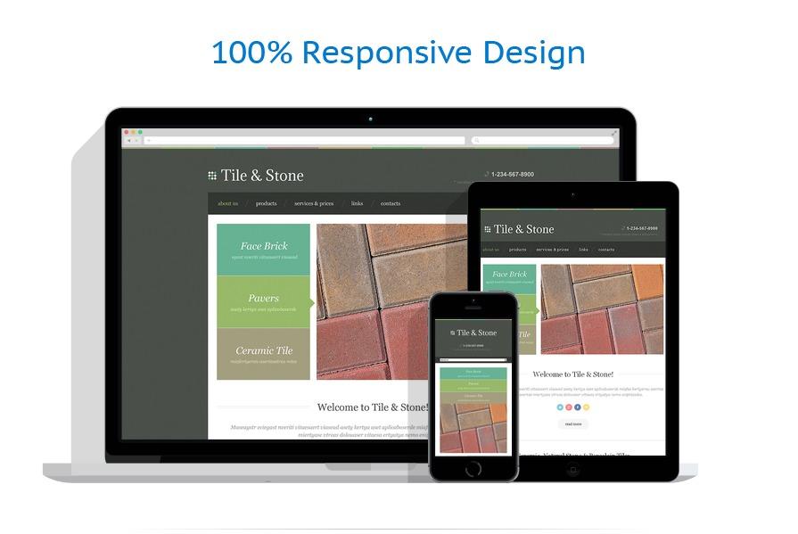 Sablon responsive de   Design Interior & Mobila   ID: 109