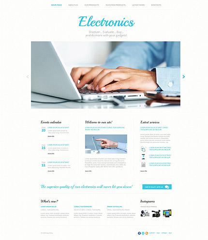 template   Electronics   ID: 1095