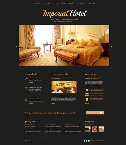Sablon de   Hoteluri   ID: 1096