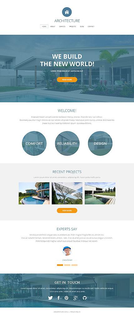 Sablon de | Arhitectura | ID: 110