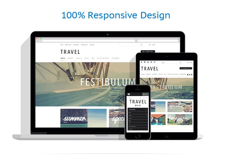 responsive template | Travel | ID: 1116