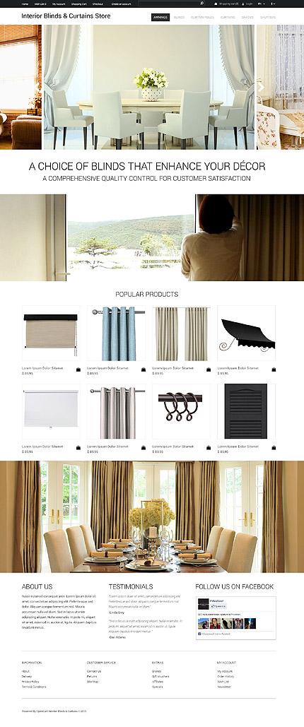 Sablon de | Design Interior & Mobila | ID: 1150
