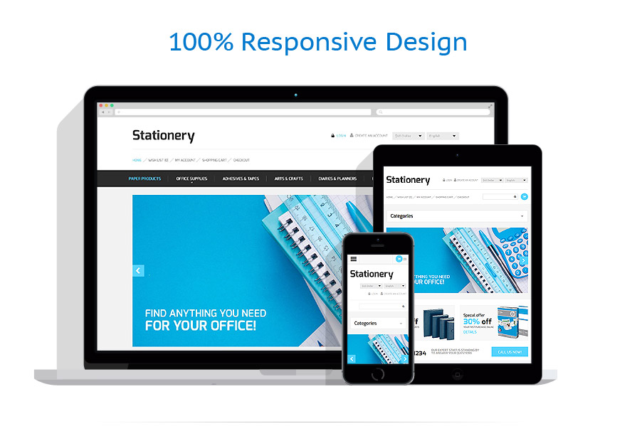 responsive template   Business   ID: 1176