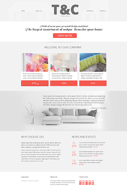 Sablon de | Design Interior & Mobila | ID: 1233