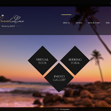 template | Hotels | ID: 1293