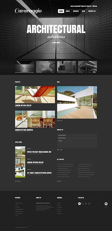 Sablon de | Arhitectura | ID: 1305