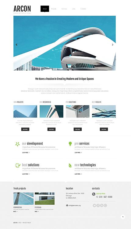 Sablon de | Arhitectura | ID: 1324