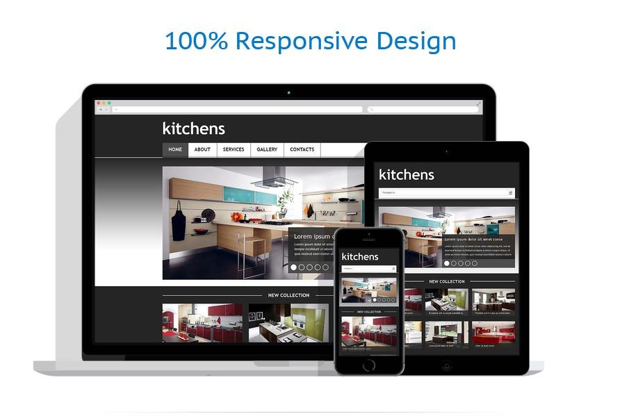 Sablon responsive de   Design Interior & Mobila   ID: 1326