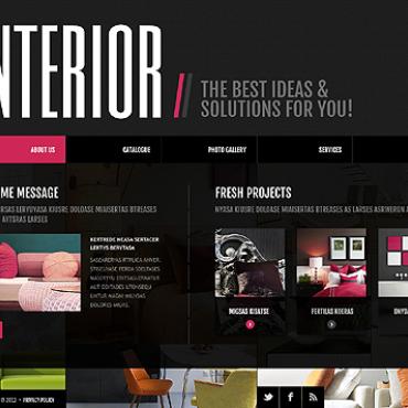Sablon de | Design Interior & Mobila | ID: 1331