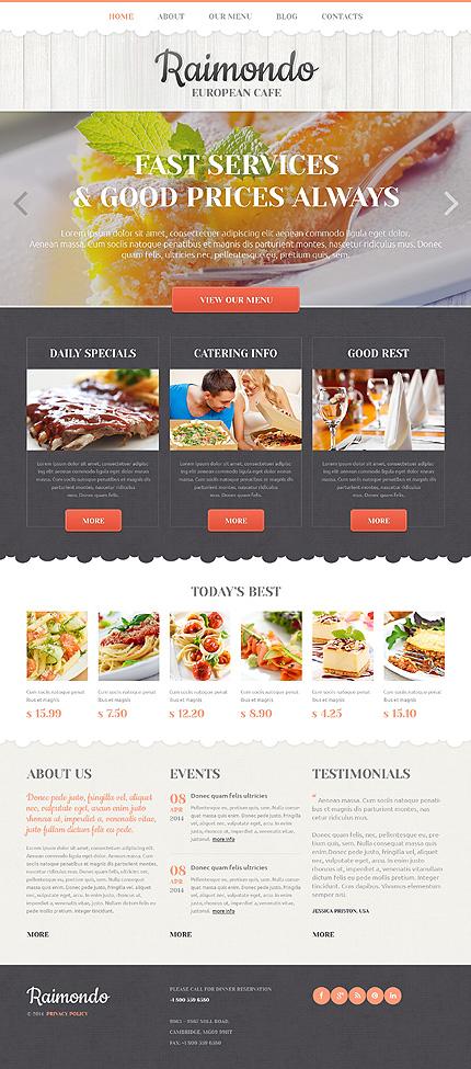 Sablon de | Cafenele & Restaurante | ID: 135