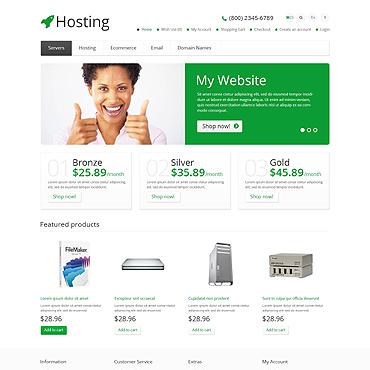 template | Hosting | ID: 1356