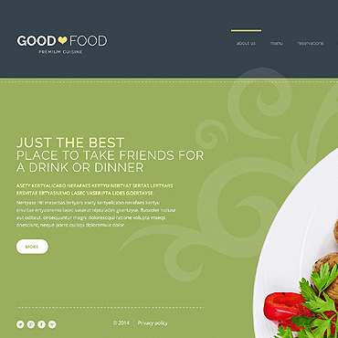 template   Cafe and Restaurant   ID: 143