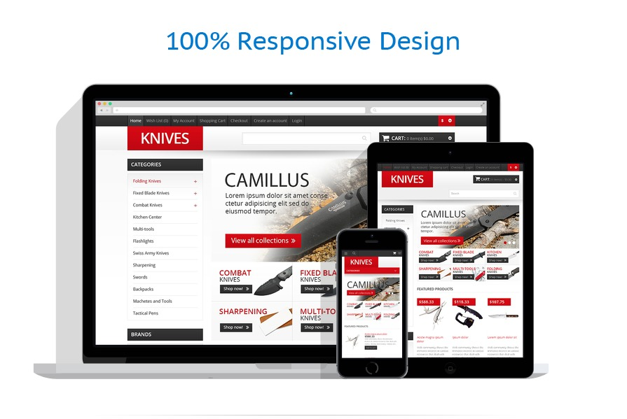 responsive template | Military | ID: 1459