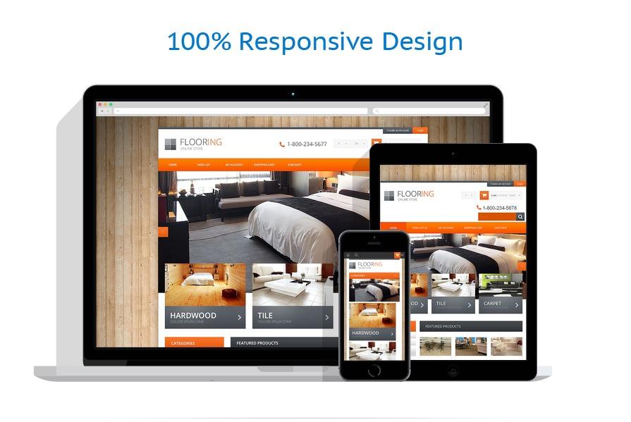 Sablon responsive de | Design Interior & Mobila | ID: 1471