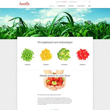 Sablon de | Agricultura | ID: 1531