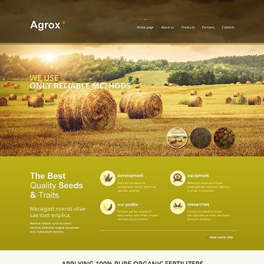 Sablon de | Agricultura | ID: 1534
