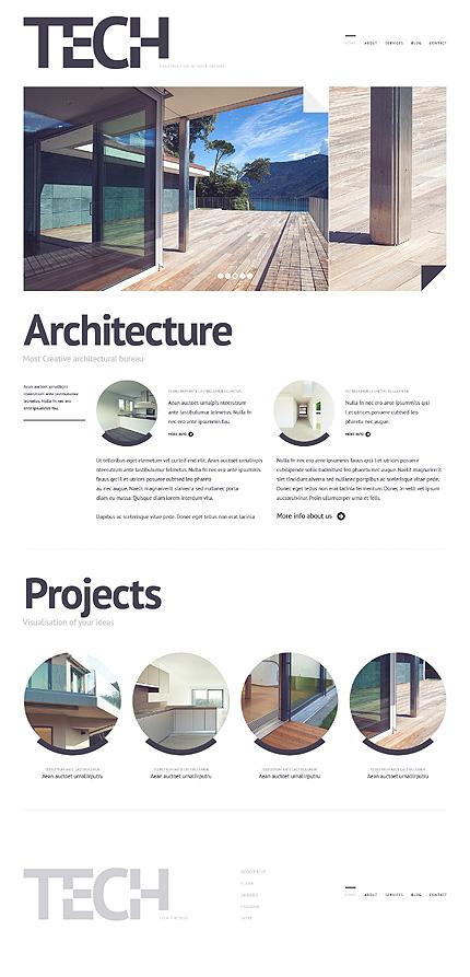 Sablon de | Arhitectura | ID: 1565