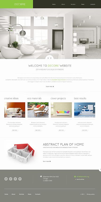 Sablon de | Design Interior & Mobila | ID: 1569