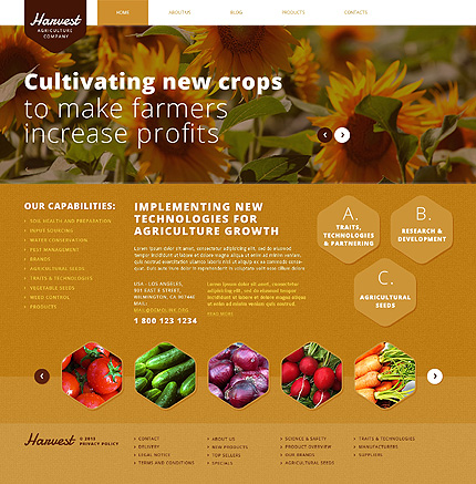 Sablon de | Agricultura | ID: 1576