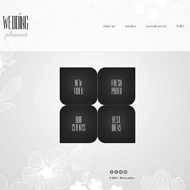 template | Wedding | ID: 1582