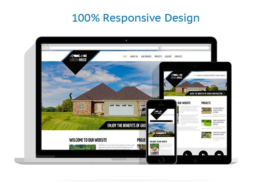 Sablon responsive de | Design Exterior | ID: 16