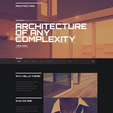 Sablon de | Arhitectura | ID: 1609
