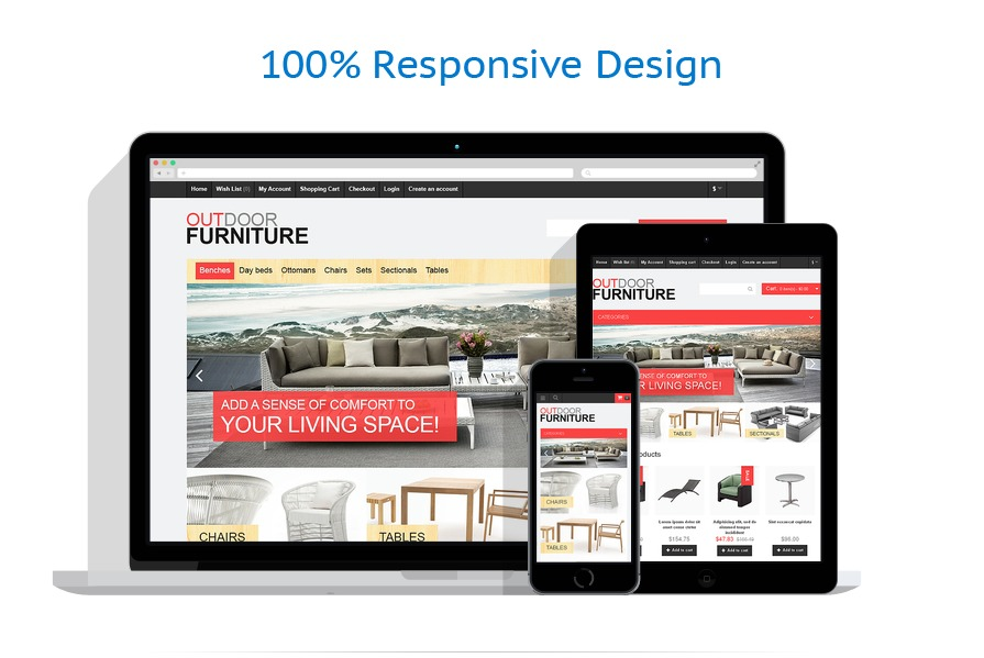 Sablon responsive de | Design Interior & Mobila | ID: 1625