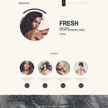 template | Beauty | ID: 1704