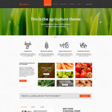 Sablon de | Agricultura | ID: 1729