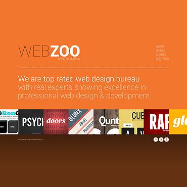 template | Web design | ID: 1776