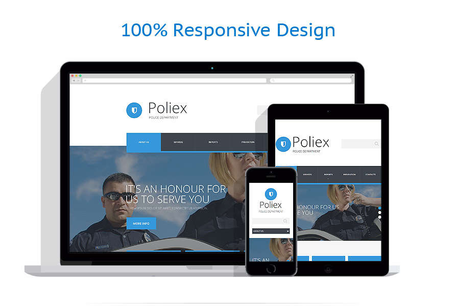 responsive template | Security