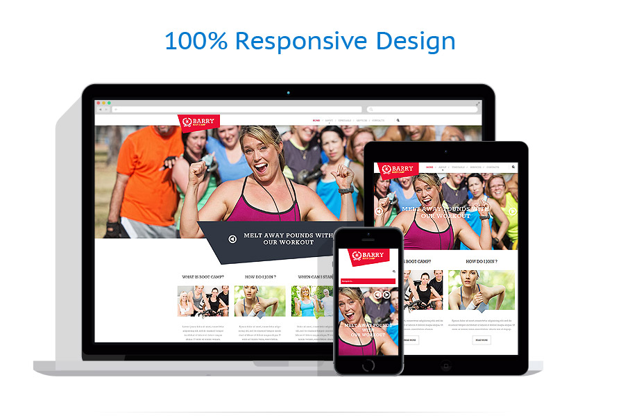 Sabloane responsive de website | Calatorii