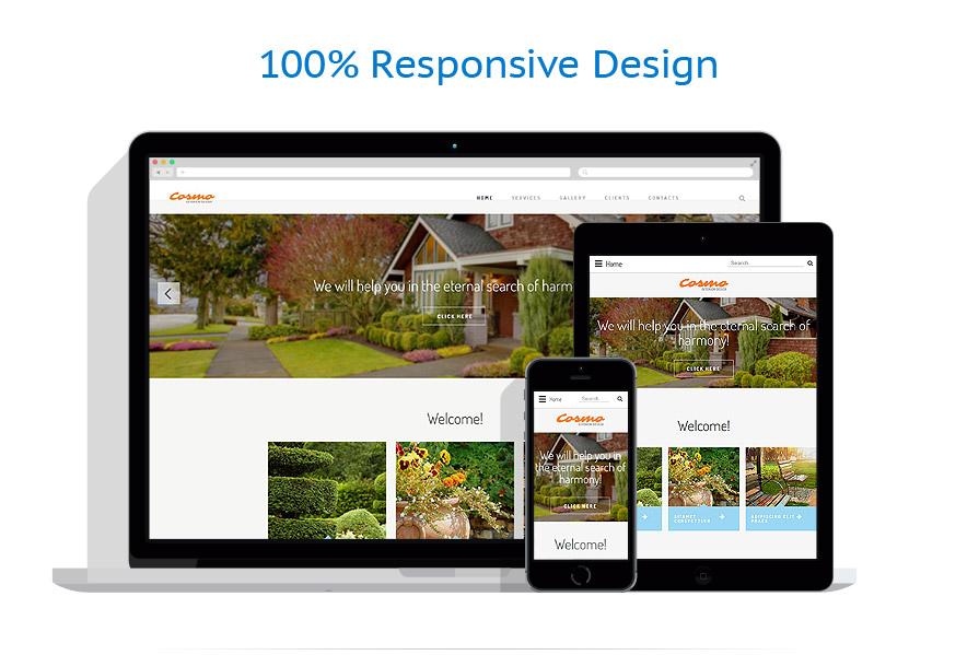 Sablon responsive de | Design Exterior | ID: 2026