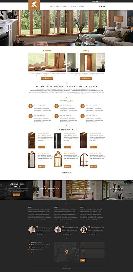 Sablon de   Design Interior & Mobila   ID: 2040