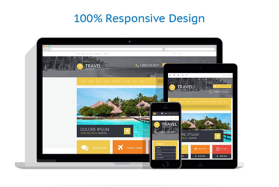 responsive template | Travel | ID: 2052