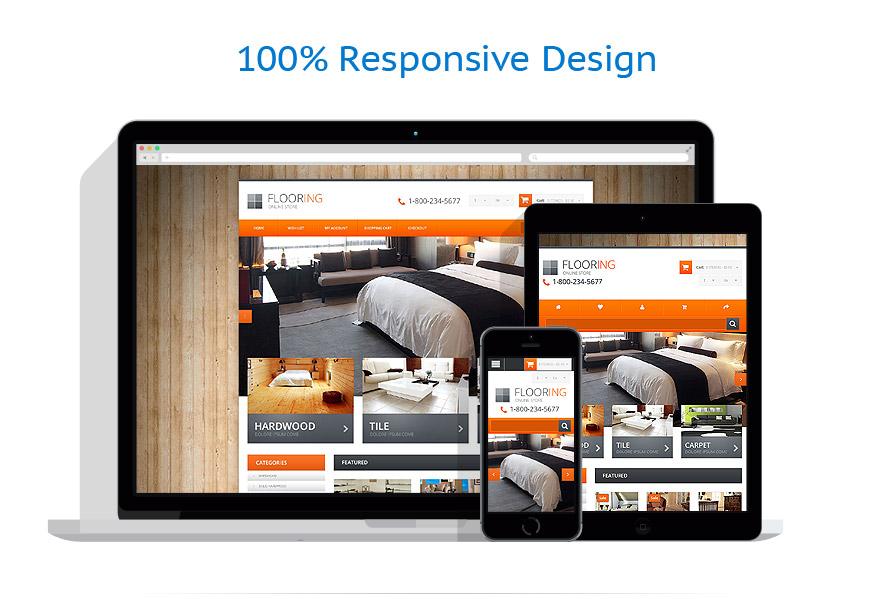 Sablon responsive de   Design Interior & Mobila   ID: 2071