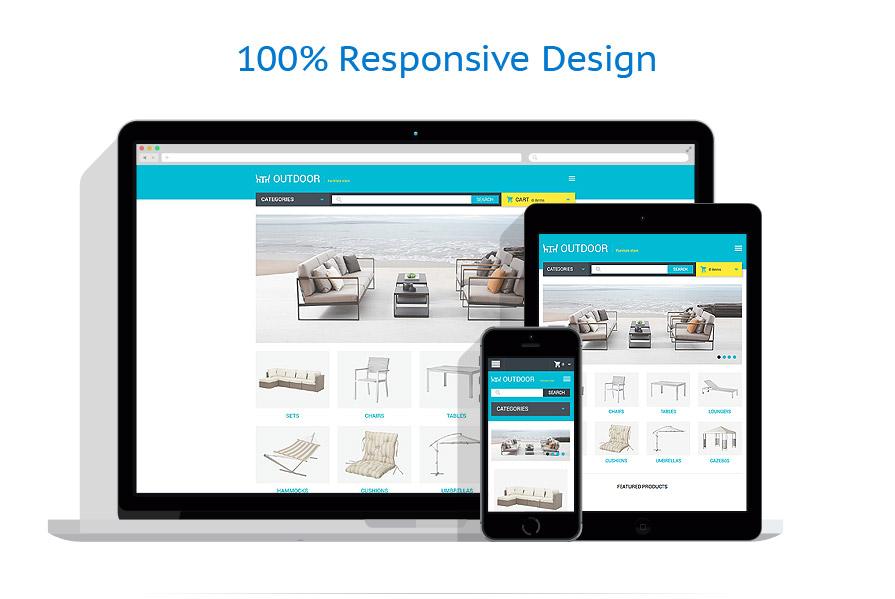 Sablon responsive de | Design Interior & Mobila | ID: 2082