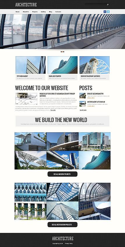 Sablon de | Arhitectura | ID: 211