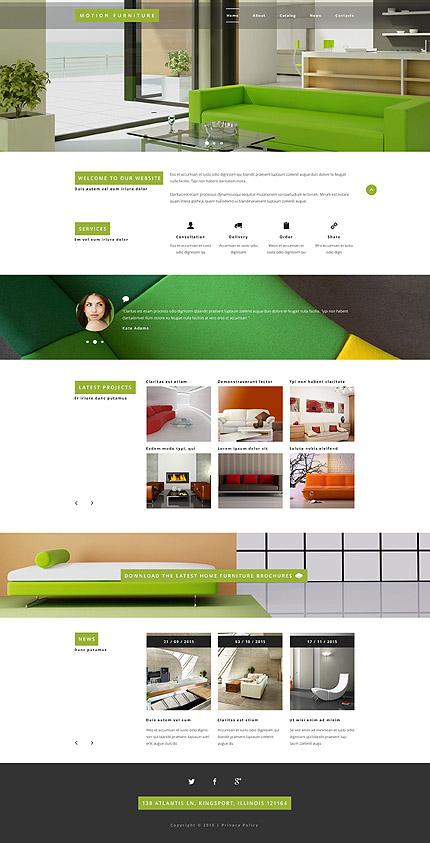 Sablon de | Design Interior & Mobila | ID: 2110