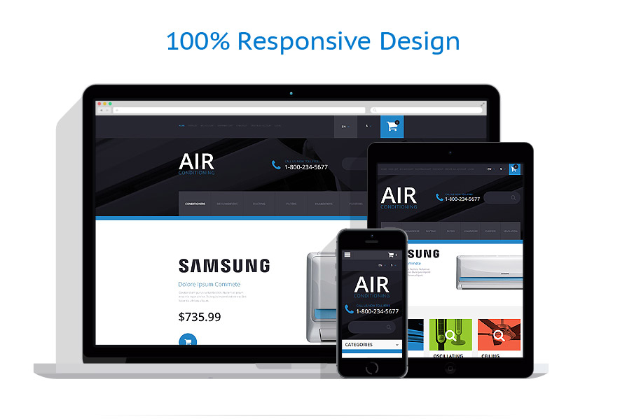 responsive template | Maintenance Services | ID: 2135