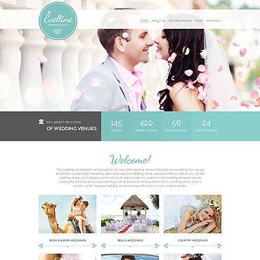 template | Wedding | ID: 2163