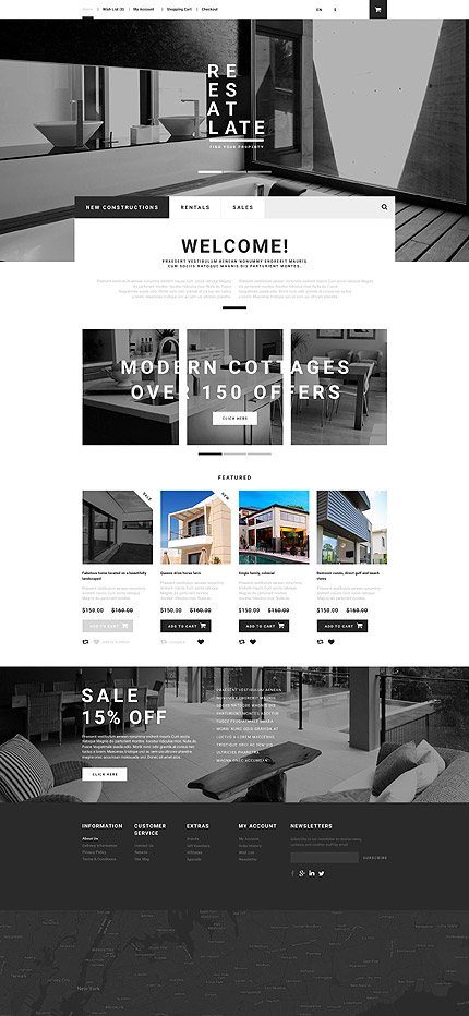 template | Real Estate | ID: 2176