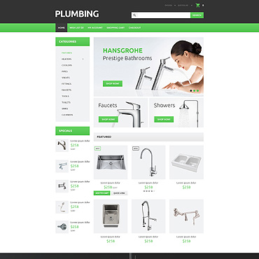 template | Maintenance Services | ID: 2192